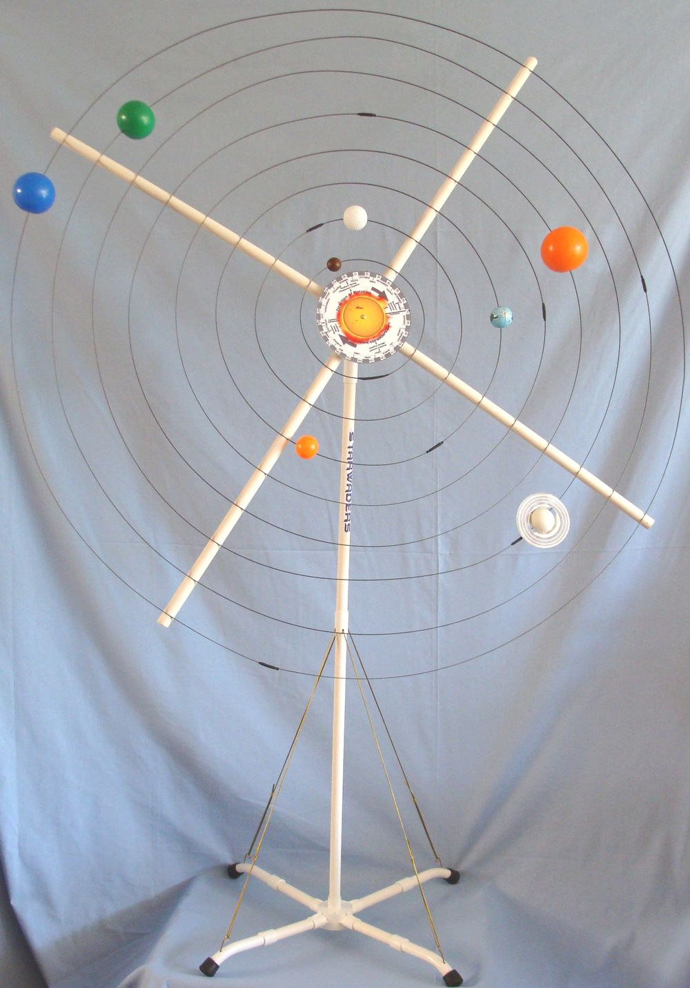 3D Solar System Model Ideas - Pics about space